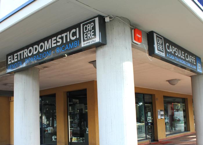 Insegne luminose per negozi carpi modena reggio emilia